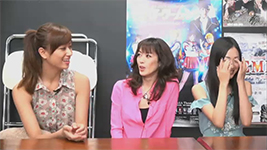 God of Backstage - Interview with actresses for Mercury and Jupiter